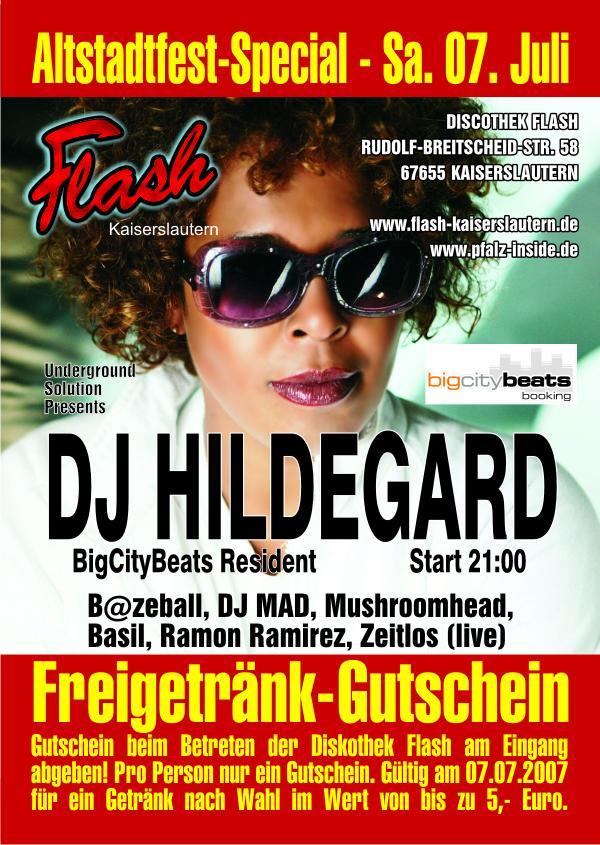 DJ Hildegard